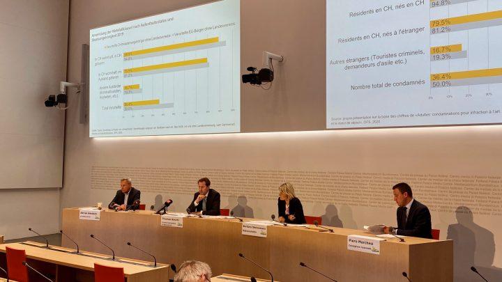 UDC Suisse - Conférences de presse